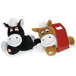 """Интерактивная игрушка """"Лошадка смеющаяся"""", чёрная"""