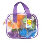 """Набор игрушек для ванной """"Динозаврики"""" в сумке"""