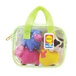 """Набор игрушек для ванной """"Ферма"""" в сумке"""