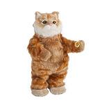 """Интерактивная игрушка """"Рыжий кот """"Клео"""""""