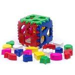 """Развивающая игрушка """"Логический кубик"""", большой"""