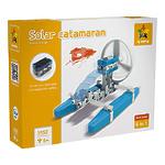"""Конструктор Gigo """"Solar Catamaran"""" (Гиго. Катамаран на солнечной энергии)"""