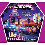 "Конструктор Lite Brix Girls (Лайт Брикс Гёлс) ""Подиум"""