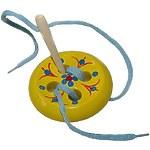 Развивающая игрушка «Шнуровка «Пуговица», 4 дырочки, сувенирная