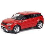 """Машина металлическая """"Range Rover Evoque"""", инерционная, красный матовый цвет"""