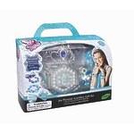 """Набор для создания украшений """"Ледяная принцесса"""" в наборе: бисер различных форм и цветов, ленточки"""