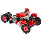 "Конструктор ""PICO BUILDS/INVENTOR. Мотоциклы"", 4 модели"