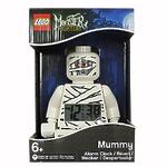 Будильник Lego Monster Fighters, минифигура Mummy (Мумия)