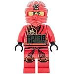 Будильник Lego Ninjago Jungle, минифигурка Ninja Kai