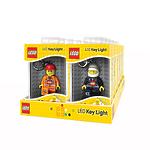 Набор брелоков-фонариков для ключей Lego City