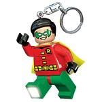 Брелок-фонарик для ключей Lego Super Heroes - Robin Hood