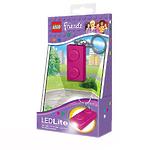 Брелок-фонарик для ключей Lego Friends в ассортименте