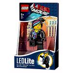 Брелок-фонарик для ключей Lego Movie - Wyldstyle