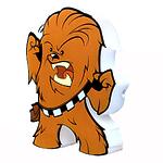 """Пробивной мини 3D светильник """"StarWars"""" (Звёздные Войны)-Chewbacca (Чубакка, Чуи, Шушака)"""