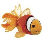"Мягкая игрушка Webkinz ""Рыбка-Клоун"" 12,7 см"