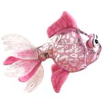 """Мягкая игрушка Webkinz """"Розовая рыбка"""" 12,7 см"""