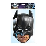 Маска картонная «Бэтмен»