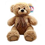 """Мягкая игрушка """"Медведь с заплатками, в шарфе"""", 110 см"""