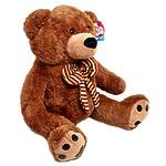 """Мягкая игрушка """"Медведь с бантом"""", 90 см"""