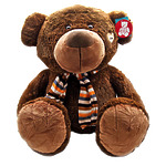 """Мягкая игрушка """"Медведь с бантом"""", 95 см, 2 цвета"""