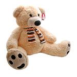"""Мягкая игрушка """"Медведь в шарфе"""", 120 см"""