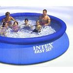 """Надувной бассейн Intex """"Easy Set"""", с насосом, 366х76 см"""