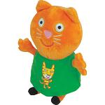 """Мягкая игрушка Peppa Pig """"Кенди с тигром"""", 20 см"""