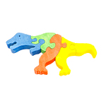 """Развивающая игрушка """"Тираннозавр Рекс"""" с красками"""