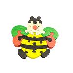 """Развивающая игрушка """"Пчелка"""" с красками"""