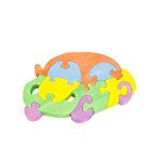 """Развивающая игрушка """"Автомобильчик"""" с красками"""