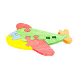 """Развивающая игрушка """"Самолетик"""" с красками"""