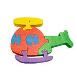 """Развивающая игрушка """"Вертолетик"""" с красками"""