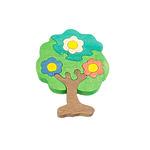 """Развивающая игрушка """"Дерево в цветах"""""""