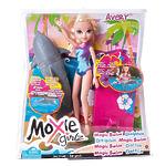 """Кукла Moxie """"Эйвери с дельфином"""""""