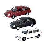 """Коллекционная модель машины """"Lada Priora"""" 1:34-39"""