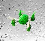 """Радиоуправляемая игрушка """"Квадрокоптер. Мини"""", цвет зеленый"""